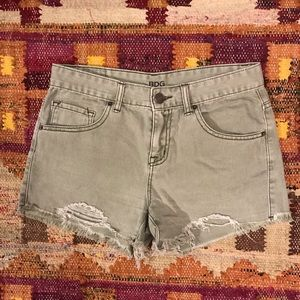 Urban Outfitters BDG mid rise vintage shorts